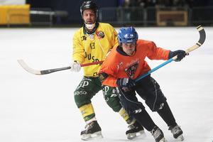 Magnus Granberg har sitt fajting fejs kvar, men Erik Granath hade koll på den gamle