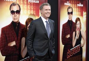 Will Ferrell gör Johannes Bah Kuhnkes roll i nyversionen av