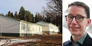 Foto: Elliot Morseth Edvinsson / Arkivbild. Johan Loock är ordförande i näringslivsutskottet, som ska ta beslutet om Fjällsta skola.