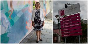 Ursula Flatters har vigt en stor del av sitt liv åt Vidarkliniken och den antroposofiska vården. Nu är sjukhuset nedlagt och ägarstiftelsen försatt i konkurs, men hon ser trots det ljust på framtiden.