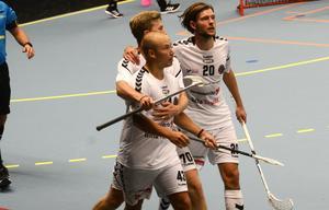 Joakim Turunen fortsätter ösa in mål för sitt IBF Västerås. FOTO: Tony Jansson