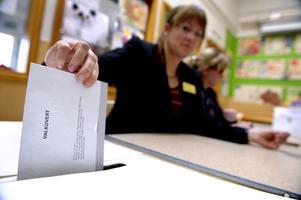 Insändarskribent vill att invandringen till Sverige regleras genom en folkomröstning. Foto: Janerik Henriksson/TT