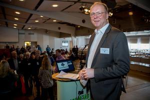 Anders Källström, vd LRF, andas optimism för lantbrukets framtid.