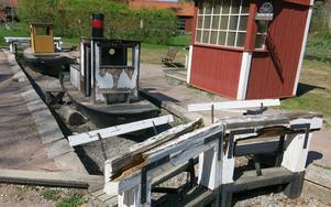 Teknikparken måste åtgärdas innan något barn skadas, anser Hallstahammars kultur- och fritidschef. Nu ska parken rustas före sommaren.