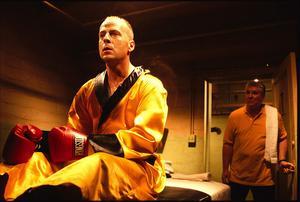 Bruce Willis spelar boxaren  Butch Coolidge i Quentin Tarantinos
