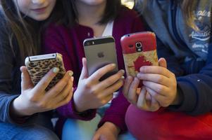 Smartphones gav den mobila revolution som fullt ut ändrade människors mediebeteende.