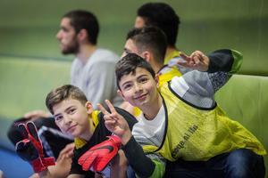 Just nu är det mycket fokus på fotboll, men Åvestadalskolans idrottsförening samarbetar gärna med andra typer av föreningar också.