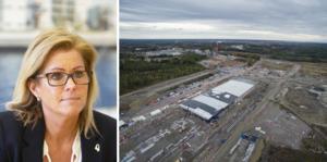 Gävle kommun sålde en markyta stor som 92 fotbollsplaner till Microsoft för 140 miljoner kronor – något som bidrog till att förbättra kommunens resultat för 2019.