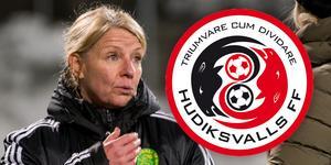 Eva Lambertsson är klar för Hudiksvall.
