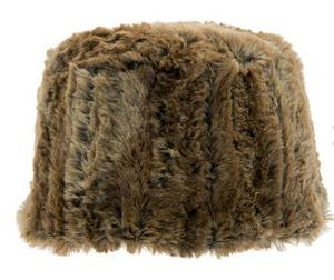 Greta Sr. Faux Fur Brown, 549 kronor.