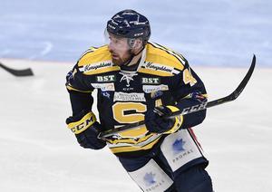 Stefan Gråhns under en allsvensk match mot Pantern förra säsongen. Bild: Jonathan Näckstrand / BILDBYRÅN / Cop 94.