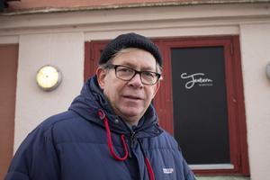 Nils Thörnberg, 66 år, Norrtälje: – Det är fantastiskt! Det var så tråkigt där innan.