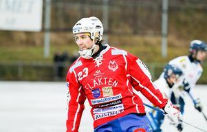 Klas Nordström gjorde sex mål mot Peace & Love City