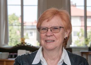 Elizabeth Salomonsson (S) är nöjd med samarbetet i den nya majoriteten.