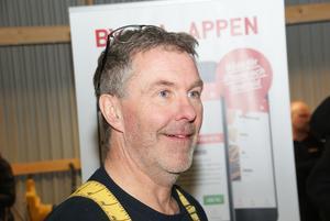 Christer Thoréus, lärare på Hushagsgymnasiet är den som sett till att tävlingen kunde genomföras.
