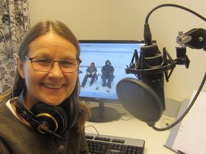 Monica Gustafsson. Bild: Anette Strandqvist