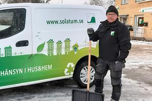 Fastighetsskötsel och lokalvård är a och o för Solatum.