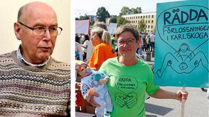 BB och sjukvårdens ledning två skilda problem som följts åt. Ingemar Engstrand skriver om hur förlossningsvården försvunnit i Lindesberg och är hotad i Karlskoga. I NA den 22 september kom del 1: Hur många förlossningsavdelningar ska Regionen ha?