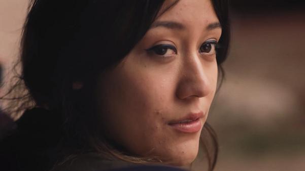 Megan spelas av Julie Rocha.