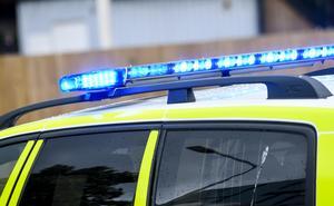 En man i 25-årsåldern greps på fredagskvällen på en ort i Hedemora kommun misstänkt för misshandel mot en kvinna.Arkivbild: Johan Nilsson/TT