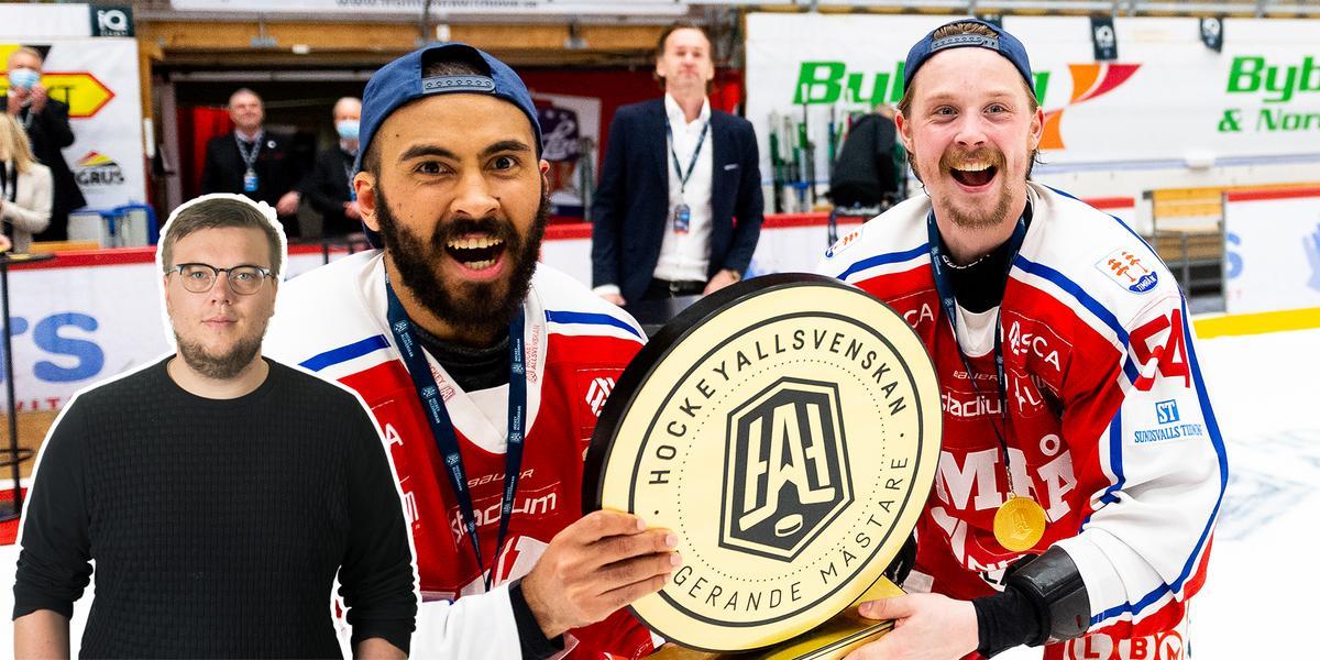 Ytterström: Jonathan Dahlén har fått chansen – och jag tror att han kommer ta den