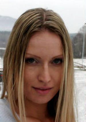 Anna-Therese Lund, 29 år, musicalsångerska, Örnsköldsvik.– Jag tror nog att jag skulle vilja åka till Australien.