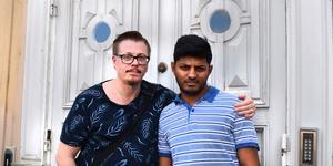 Per-Ola och Shano Eklunds liv splittrades i samma ögonblick som de läste Migrationsverkets utvisningsbeslut.