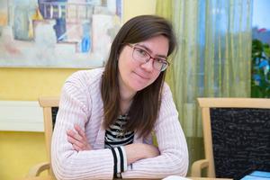 Lotta Wedman (MP), kommunalråd i Ludvika.