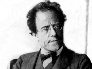 Kompositören Gustav Mahler (1860–1911).