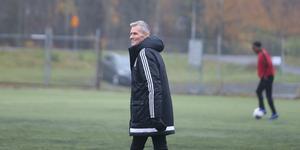 Kenneth Lundberg är tränare för BKV Norrtäljes U17-lag.