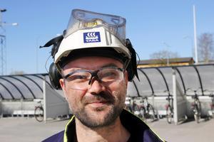Marcel Hundertmark bor i Köping och är projektansvarig på Yara. Han är den man i Köping under 40 år som tjänar mest.Arkivbild: Ulf Eneroth.