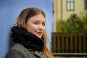 Linnea Henriksson. Arkivbild.Foto: Jessica Gow/TT