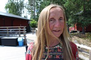 Jane Svensson, sekreterare i Framtidsgruppen.