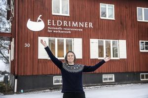 Snart är det 25 år sedan Eldrimner i Ås startades. Grundaren och eldsjälen Bodil Cornell gör sitt sista år som ledare för verksamheten. I höst fyller hon 70 år och i slutet av året väntar pension. Vad hon ska göra här näst vet hon ännu inte.