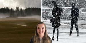 Regn och snöfall kommer väntas i hela Västernorrland.