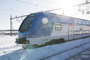 Mälartåg är regionens nya och komfortabla regionaltåg som snart ska trafikera fyra linjer inom Mälardalen.