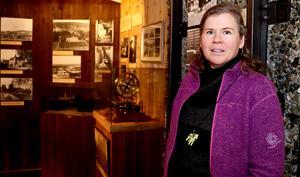 Turistinformatör Sara Stierna delar med sig av tips på saker att göra i Ånge kommun som inte kräver att plånboken eller kontokort plockas fram.