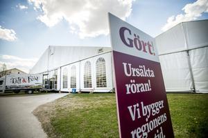Region Gävleborgs målbildsdag maj 2016. Temat är