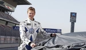 Under 2015 körde P-G Andersson, Årjäng, delar av VM i rallycross. Nu återvänder han till sina rötter och siktar på att ta hem guldet i rally-SM.
