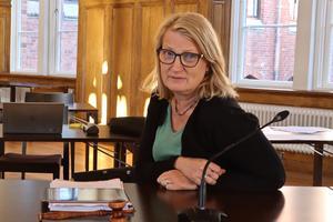 Gunilla Druve Jansson (C) tror att Falköping kommer att få behålla sin rättspsykiatriska avdelning.