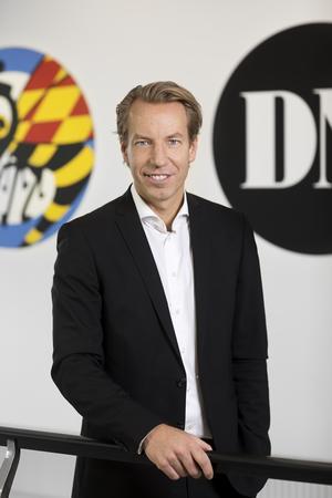 Foto: Peter Jönsson. Anders Eriksson är Mittmedias nye vd efter Bonnier News och Amedias förvärv av bolaget.