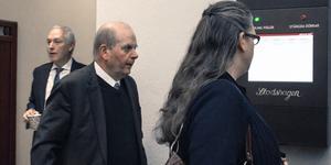 Rättegången tog två dagar och domen friade Eskil Erlandsson från åtal om sexuellt ofredande. Nu har chefsåklagare Lena Kastlund bestämt sig för att inte överklaga.