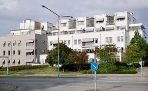 Kunde en stadsarkitekt påverka byggplanerna norr om Skultunavägen vid Vargens vret?.  Foto: VLT:s arkiv