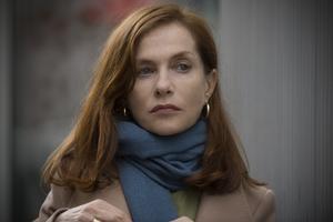 Isabelle Hppbert i rollen som Michéle Leblanc i Paul Verhoevens film