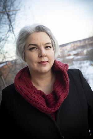 Anna Lena Kauppi jobbade som assisten hos Ulla Forsell efter att ha gått glasskola i Orrefors.