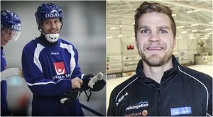 Per Hellmyrs och Magnus Fryklund ser båda fram emot att få spela derby under sommaren.