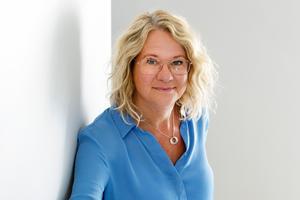 Helena Nyman kommer från och med 4 juni att arbeta på Dalarnas tidningar. Pressbild.