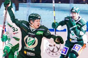 Daniel Viksten blir kvar i FBK. Foto: Anna-Lena Bergqvist (Bildbyrån).