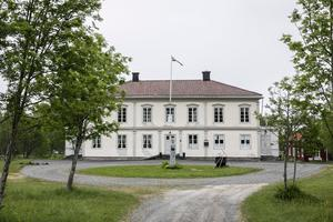 Under lördagen och söndagen går det att ta en fika i Huså Herrgård.