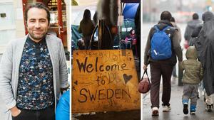 Abdullatif Haj Mohammad berättar om sin resa från syrier till svensk, och hur ens identitet under processen helt kan vändas upp och ner.
